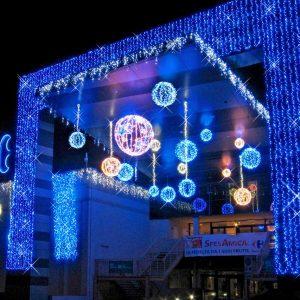 Luminarie natalizie