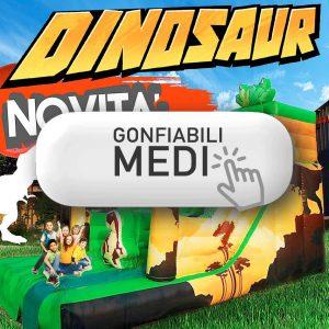 Gonfiabili Medi da 3 a 10 anni