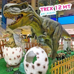 Parco Dinosuari giganti