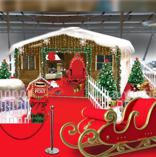 noleggio villaggi natalizi brescia